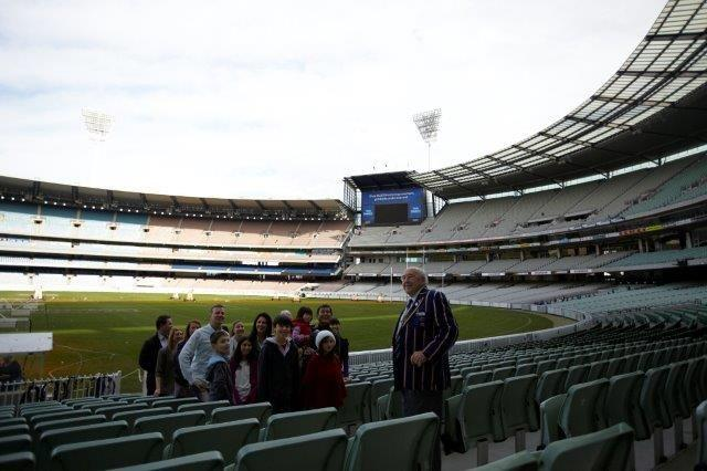 Melbourne Cricket Ground and National Sports Museum Tour