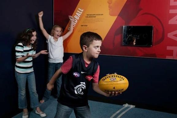 National Sports Museum & Rod Laver Arena Tour