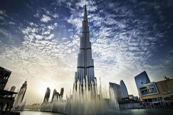 Dubai Tour with Burj Khalifa Admission