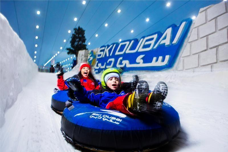 Ski Dubai Ticket