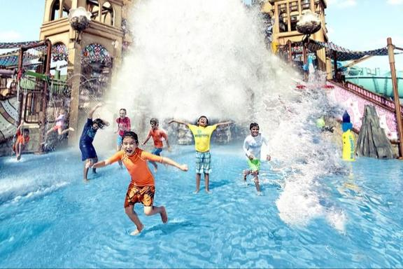 Yas Water Park Abu Dhabi Day Trip from Dubai