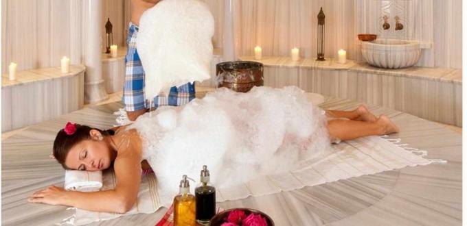 Turkish Bath Experience in Belek