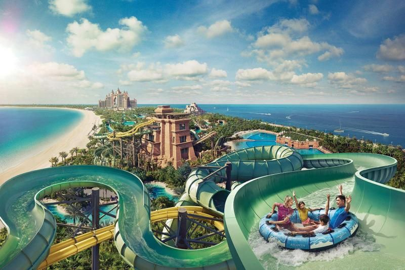 Atlantis Aquaventure Park Dubai Ticket from Tours4Fun Product Image