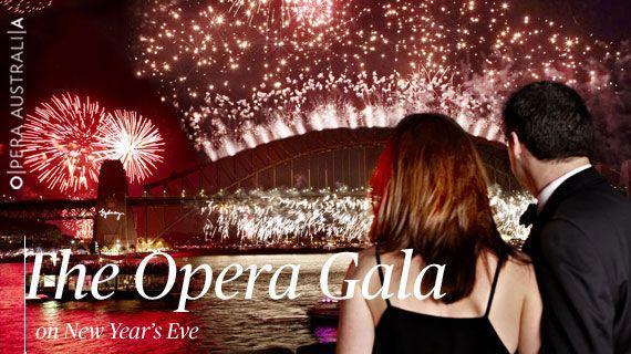 The Opera Gala NYE Tickets - B-Reserve