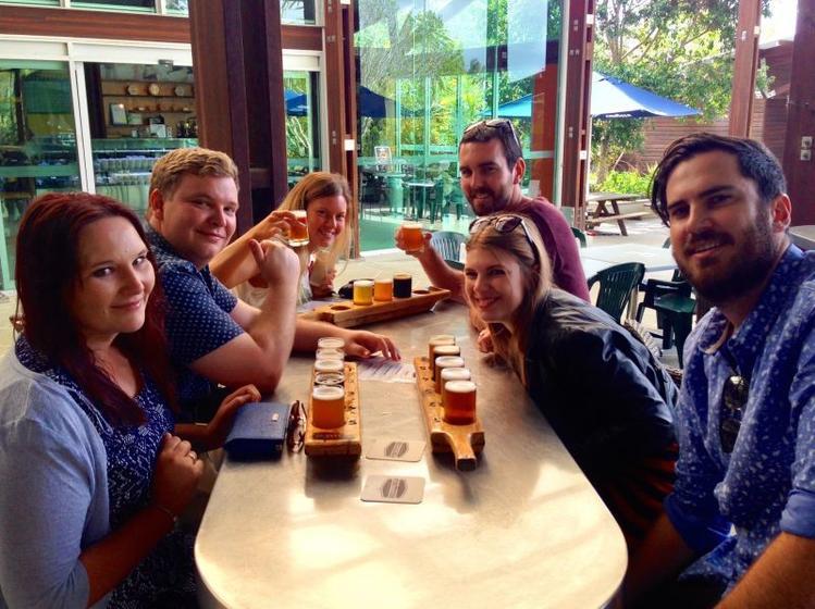 The Mixer - Full Day Tamborine Mountain Tasting & Tour