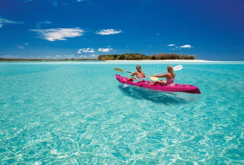 Fraser Island Summer Tour