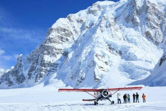 Grand Denali Flightseeing Tour