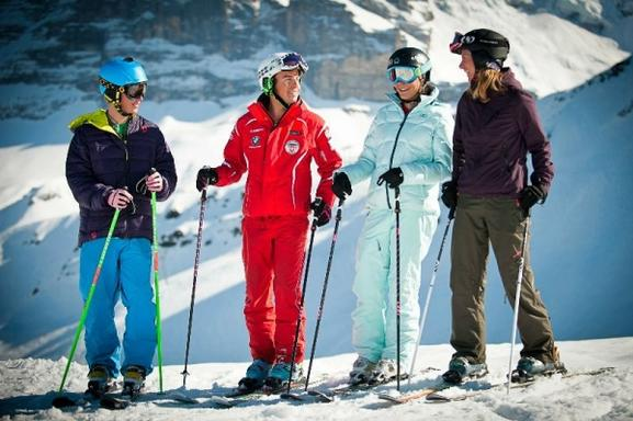 1-Day Beginner Ski Package