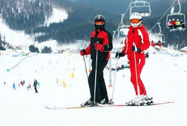 1-Day Beginner Ski Package from Interlaken w/ Hotel Pick-up