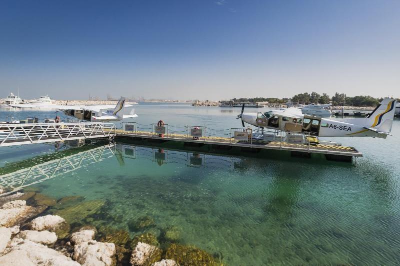 Dubai Seaplane Tour
