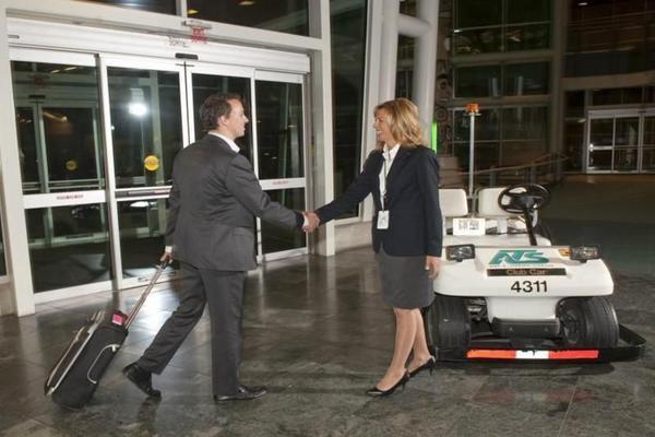 Dubai Airport Transfer & Marhaba Services