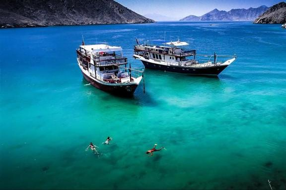 Musandam Sea Safari With Lunch