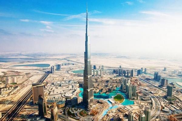 Dubai Day Tour From Abu Dhabi W/ Lunch & AT The Top Tickets