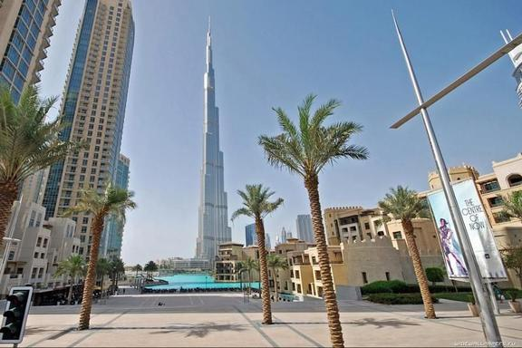 Dubai Full Day Tour with Lunch at the Burj Khalifa