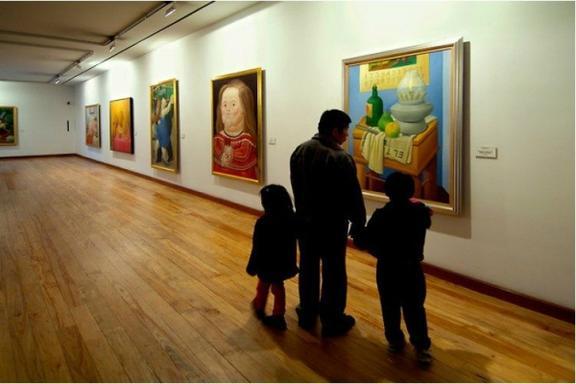 Botero Museum Guided Tour
