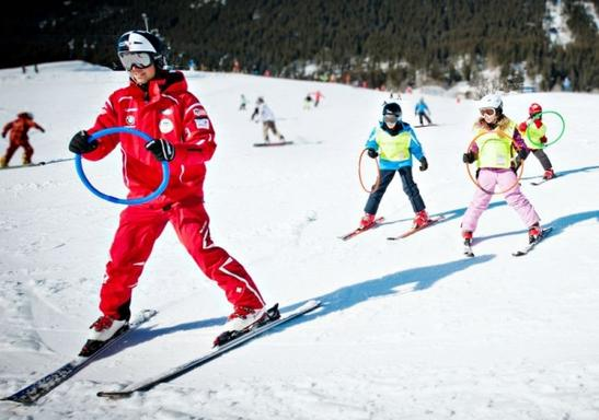 1-Day Family Ski Package