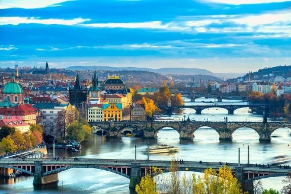 11-Day Central Europe Tour: Budapest - Krakow - Prague - Zurich