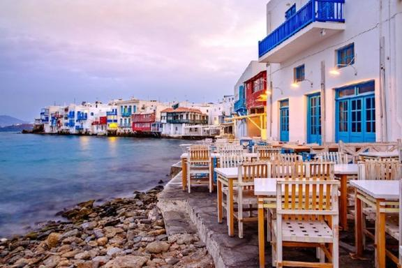 9-Day Athens, Mykonos, Santorini, and Ios Tour