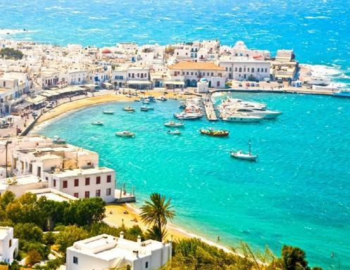 5-Day Mykonos to Santorini Tour