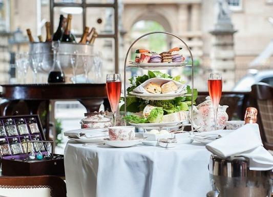 Afternoon Tea at the Rubens at the Palace