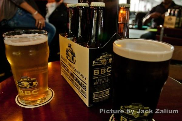 Colombian Beer and Tejo Tour