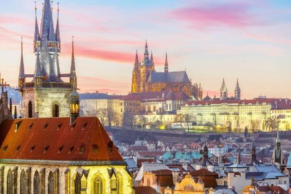 6-Day Central Europe Tour: Prague - Vienna - Budapest