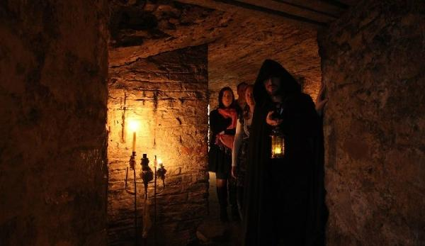 Edinburgh Ghosts And Ghouls Tour