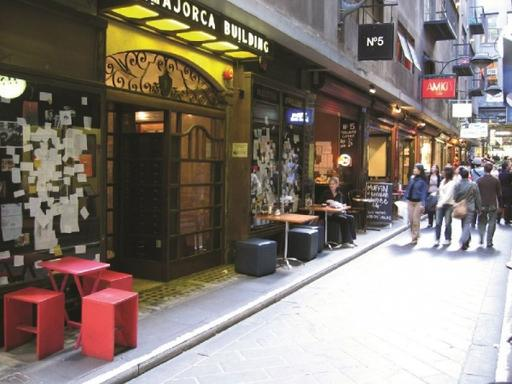 Melbourne's Lanes and Arcades Tour W/ Lunch