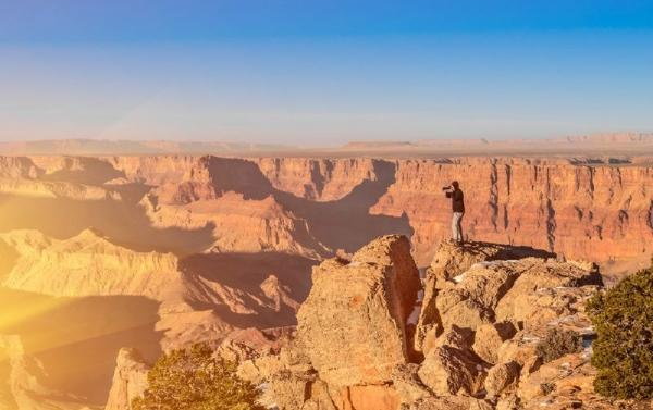1-Day Bus Tour to South Rim Grand Canyon from Las Vegas