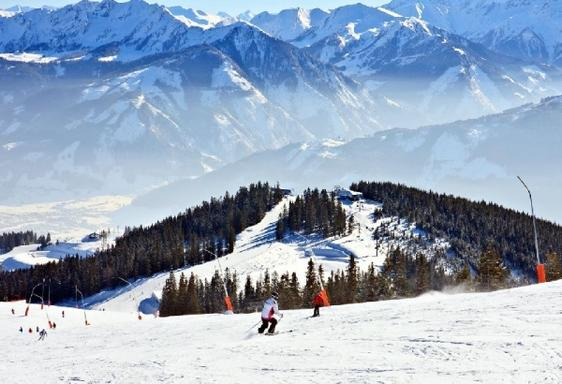 7-Day Zell am See Ski Holiday from Munich