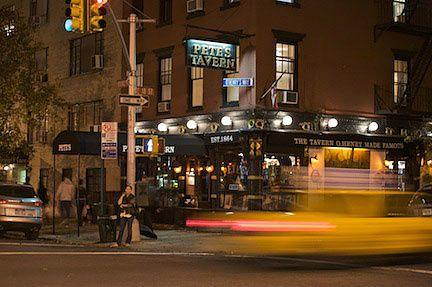 New York East Village Pub Crawl