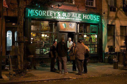 New York East Village Pub Crawl