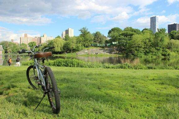 Waterfront Greenway & Central Park Bike Tour