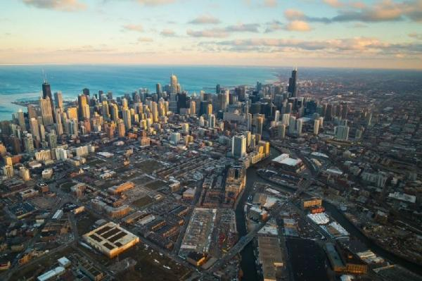 Chicago Daytime Helicopter Tour