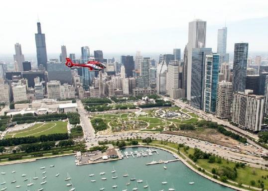 Chicago Private Helicopter Tour