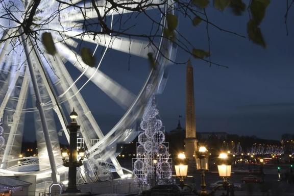 City of Lights Christmas Illuminations Tour