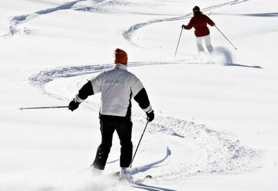 Half-Day Beginner Ski Package