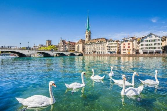 6-Day Zurich to Rome Tour: Swiss Alps - Lugano - Milan - Pisa