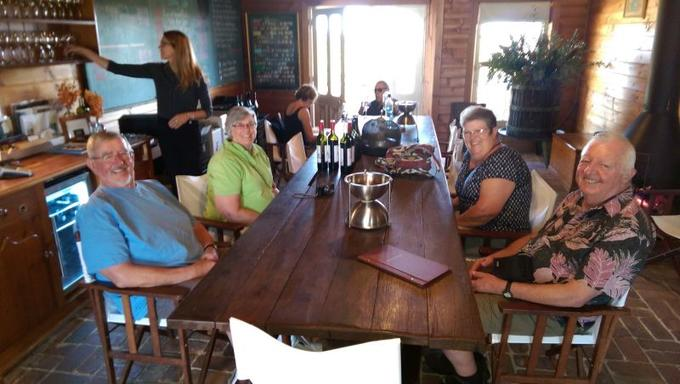 Barossa Valley Indulgence Tour