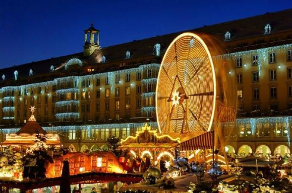 4-Day Dresden and Berlin Christmas Vacation Package