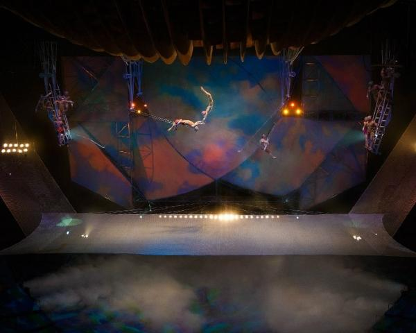 Mystere Ticket