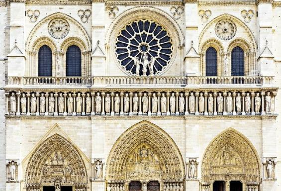 2-Hour Notre Dame Tour w/ Skip-the-Line to the Towers