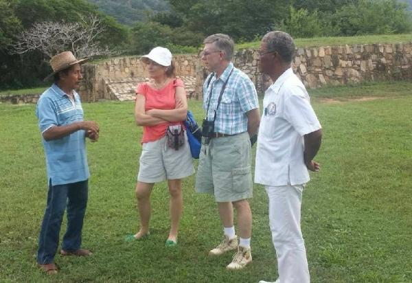 Tehuacalco Archaeological Zone Tour from Acapulco