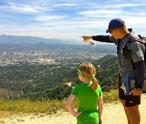 Hollywood Hills Hiking Tour**Day or Sunset Hike**