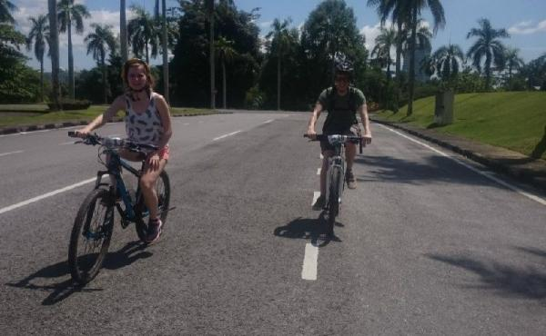 Borneo Bike & Food Tour