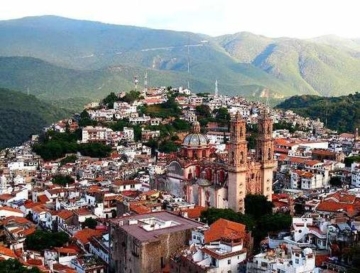 Taxco Romantic Day Trip From Acapulco