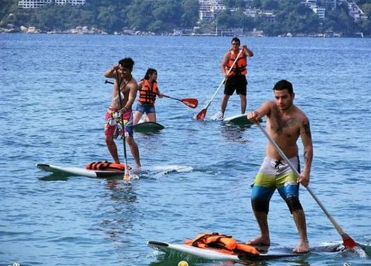 4-Hour Acapulco Snorkeling & Paddle Boarding Tour