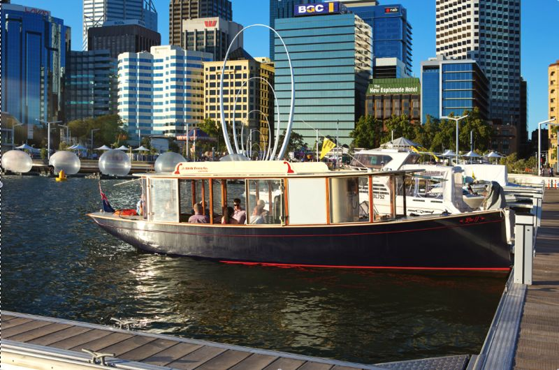 Perth and the Swan River Day Trip
