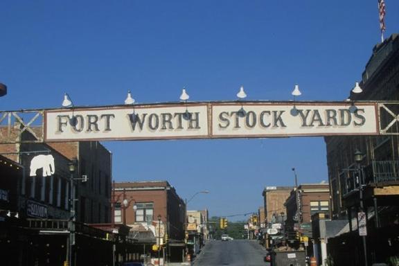 Amazing Scavenger Hunt Adventure - Fort Worth Stockyards (Mini Quest)
