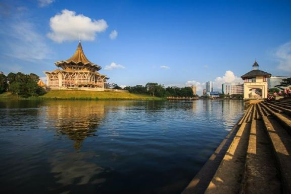 Kuching Walking Tour